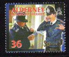 2003 Alderney, Police - Alderney