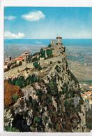 REPUBBLICA DI SAN MARINO, La Rocca E Panorama, Unused Postcard [23117] - San Marino