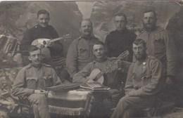 DOBBIACO-LANDRO-BOZEN-BOLZANO--CARTOLINA MILITARE VERA FOTOGRAFIA-VIAGGIATA IL 17-11-1914-VEDERE RETRO - Bolzano (Bozen)