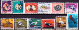Cocos (Keeling) Islands 1969 SG #8-19 Compl.set Used Fauna - Cocos (Keeling) Islands