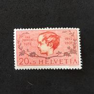 HELVETIA. PRO JUVENTUTE 1937. MNH. C4006H - Stamps