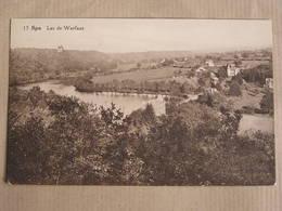 SPA Lac De Warfaaz Province Liège België Belgique Carte Postale Postcard - Spa