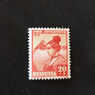 HELVETIA. PRO JUVENTUTE 1938. MNH. C4007C - Stamps