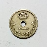 NORVEGIA / NORWAY - 25 ORE ( 1927 ) - Norvegia
