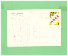 1980 ITALIA SINGOLA X L'AUSTRIA CROCE ROSSA ITALIANA 80L. - 6. 1946-.. Repubblica