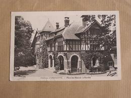 FILOT LEZ HAMOIR Sur OURTHE Château D'Insegotte Province Liège België Belgique Carte Postale Postcard - Hamoir