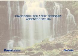 Ambiente E Natura - Anno 2001 - Folder - 6. 1946-.. Repubblica