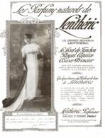 """PUB PARFUM   De  """" LENTHERIC """"   1912 ( 1 ) - Perfume & Beauty"""