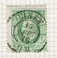 30  Obl  Dc Ciney + 4 - 1869-1883 Léopold II