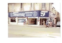 Photographie - 21 - DIJON - Côte D'Or Commerce Magasin Papier-peint FOUCRAY Animation - Métiers