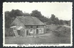 +++ CPA - SUGNY - Route Du Moulin - Vieille Maison Ardennaise   // - Vresse-sur-Semois