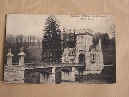 VERVIERS Château Des Mazures Pont Levis Province Liège België Belgique Carte Postale Postcard - Verviers