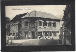 CPA Madagascar Commerce Shop Front PAOLI Corse Corsica Non Circulé - Madagascar