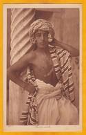 Jeune Arabe - LEHNERT & LANDROCK - CP Photo N° 125 - Tunisie Années 1910 - Afrique