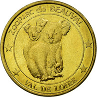 France, Jeton, Tourist Token, Val De Loire - Zoo Parc De Beauval N°4 - France