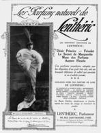 """PUB PARFUM   De  """" LENTHERIC """"   1913 ( 2 ) - Perfume & Beauty"""