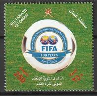 OMAN - N°589  ** (2004) F.I.F.A - Oman