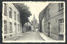 """+++ CPA - OHAIN - Rue De L'Eglise - A Gauche """" La Closière """" - Nels  // - Lasne"""