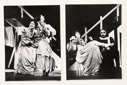 Teatro Stabile Torino - Lotto 2 Fotografie Spettacolo L'eroe Borghese - 1976 - Foto