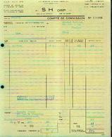 ORP LE GRAND – Compte De Commission (1966 - Belgique