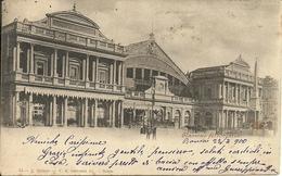 Roma (Lazio) Vecchia Stazione Ferroviaria, The Old Railway Station, La Vieux Gare - Stazione Termini