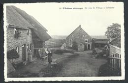 +++ CPA - L'Ardenne Pittoresque - Un Coin Du Village à SOLWASTER   // - Jalhay