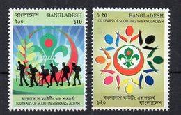BANGLADESH - 2016 - SCOUTISME - SCOUTISM - 100 YEARS - 100 ANS - - Bangladesh