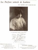 """PUB PARFUM  De  """" LENTHERIC """"   1911 ( 3 ) - Perfume & Beauty"""