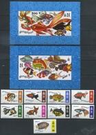 Mongolia 1998 Fauna, Fish, Fishes - Mongolie