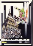 Juventus Campione D'Italia - Anno 2002 - Folder - 6. 1946-.. Repubblica