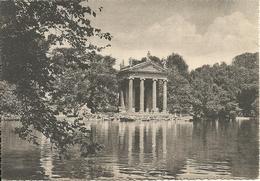 Roma (Lazio) Villa Borghese, Il Laghetto, The Little Lake, Le Petit Lac - Parks & Gardens