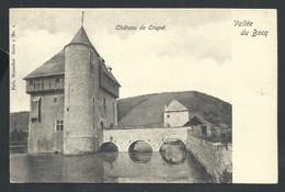 +++ CPA - Château De CRUPET - Vallée Du Bocq - Nels Série 2 N° 1   // - Assesse