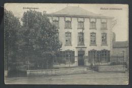 +++ CPA - CHATELINEAU - Maison Communale   // - Charleroi