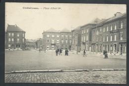 +++ CPA - CHATELINEAU - Place Albert 1er  // - Charleroi