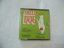 FILM SUPER 8 COLOR SONORO SHEEP DOG CACCIA SPIETATA TECHNO FILM - Altre Collezioni