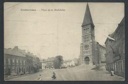+++ CPA - CHATELINEAU - Place De La Madeleine  // - Charleroi