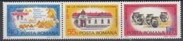 ROMANIA 3557-3559,unused - Unclassified