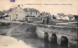 44-MESQUER- VILLAGE DE KERCELLEC- LE PONT DE L'ETIER - Mesquer Quimiac