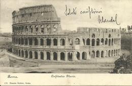 Roma (Lazio) Colosseo (Anfiteatro Flavio), Le Colisée, The Colosseum - Colosseo