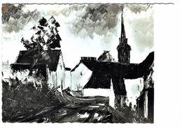 LIGNY   Vu Par Guy Maubert 2eme Prix Du Concours 1967. - Sombreffe