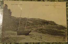 Cpa - 35 Cancale - Côte D'émeraude - La Grève De Port Mer - Cancale