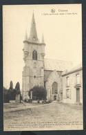 +++ CPA - CHIEVRES - L'Eglise Paroissiale Dédiée à St Martin - Nels   // - Chièvres