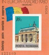 ROMANIA 3745,unused - Blocks & Sheetlets