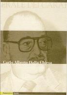 Carlo Alberto Dalla Chiesa - Anno 2002 - Folder - 1946-.. République