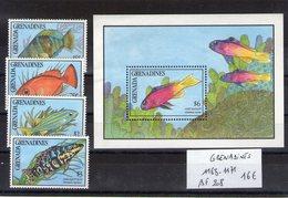 Grenadines. Poissons - Grenade (1974-...)