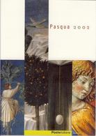 Pasqua - Anno 2002 - Folder - 6. 1946-.. Repubblica