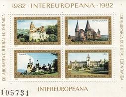 ROMANIA 3859-3862,unused - Blocks & Sheetlets