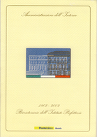 Istituto Prefettizio - Anno 2002 - Folder - 1946-.. République