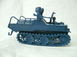 WW2 Soldatini Atlantic Mezzo Anfibio Tedesco 1/32 - Miniature