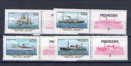 Niuafo'ou. Bateaux - Tonga (1970-...)